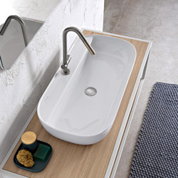 Glam | 76/R | Wash basins | Scarabeo Ceramiche