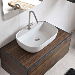 Glam | 56/R | Wash basins | Scarabeo Ceramiche