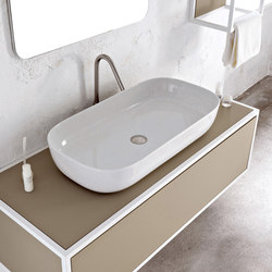 Glam | 76 | Wash basins | Scarabeo Ceramiche