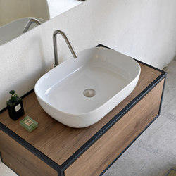 Glam | 56 | Wash basins | Scarabeo Ceramiche