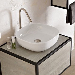 Glam | 40 | Wash basins | Scarabeo Ceramiche