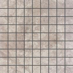 Elegance Volterra Grigio | Mosaico | Mosaïques céramique | Rondine