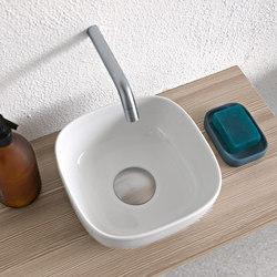 Glam | 22 | Wash basins | Scarabeo Ceramiche