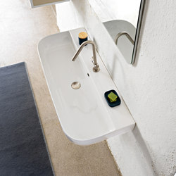 Glam | 95/S | Wash basins | Scarabeo Ceramiche