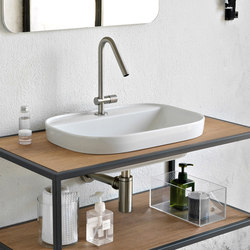 Glam | 56/A | Wash basins | Scarabeo Ceramiche