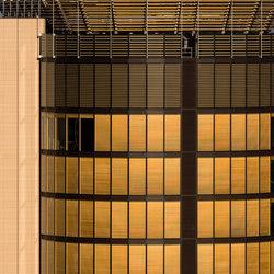 Tempio Sunscreens Façade | Facade systems | Tempio
