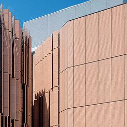 Tempio Sunscreens Façade | Revestimientos de fachada | Tempio