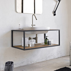 Frame | Vanity units | Scarabeo Ceramiche