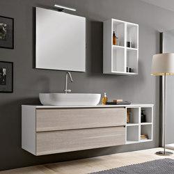Phorma | Bath shelving | Scarabeo Ceramiche