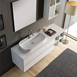 Phorma | Estanterías de baño | Scarabeo Ceramiche