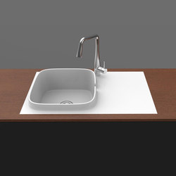 Up | Kitchen sinks | Scarabeo Ceramiche