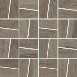 Ever Brown | Trapezi Mosaico | Ceramic mosaics | Rondine