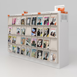 BK 3 | Library shelving systems | IDM Coupechoux