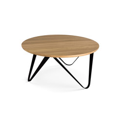 CHRONOS Coffee Table | Solid wood Oak | Coffee tables | Joval