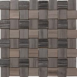 Georgette Dark Taupe | Weave | Mosaicos de cerámica | Rondine