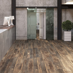 Creation Exclusive toasted wood roadster | Synthetic tiles | Gerflor USA