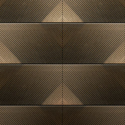 Tempio Lab Ideas Líneas Ruido DE05 | Systèmes de façade | Tempio