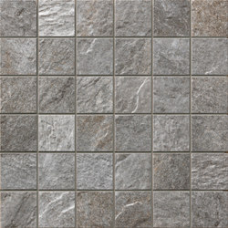Golden Light Grey | Mosaico | Ceramic mosaics | Rondine