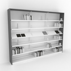 BK 5 | Library shelving systems | IDM Coupechoux