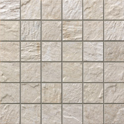 Golden Light White | Mosaico | Keramik Mosaike | Rondine