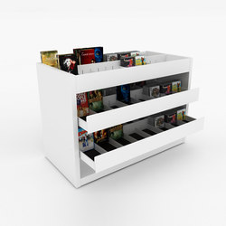 BK Roll3 | Shelving | IDM Coupechoux