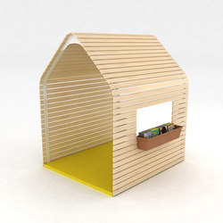 Cabane | Muebles para niños | IDM Coupechoux