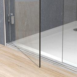 Accessories Seals | Herrajes para puertas de ducha | Pauli