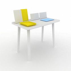 Table Pi | Tavoli alti / Leggii | IDM Coupechoux