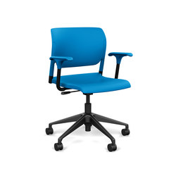 InFlex | Light Task | Office chairs | SitOnIt Seating