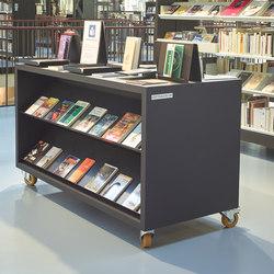 Cube | Bücherwagen | IDM Coupechoux