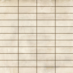 Icon Almond | Mosaico Mattoncino | Mosaïques céramique | Rondine