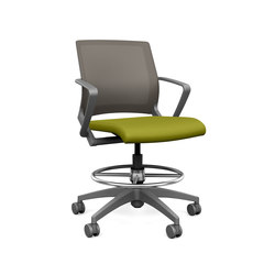 Movi | Task Stool | Sillas de trabajo altas | SitOnIt Seating