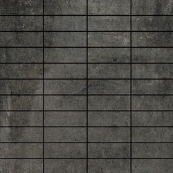 Icon Black | Mosaico Mattoncino | Mosaici ceramica | Rondine