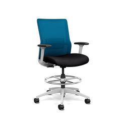 Novo | Task Stool | Sillas de trabajo altas | SitOnIt Seating