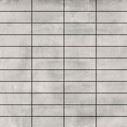 Icon Gray | Mosaico Mattoncino | Mosaïques céramique | Rondine