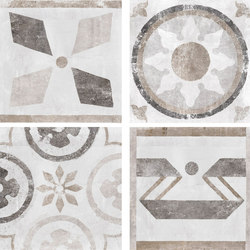 Icon Light | Folk | Ceramic tiles | Rondine