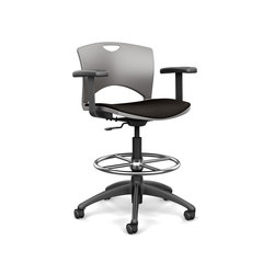 OnCall | Stool | Counter stools | SitOnIt Seating
