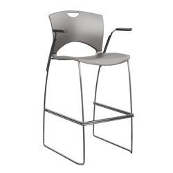 OnCall | Stool | Bar stools | SitOnIt Seating