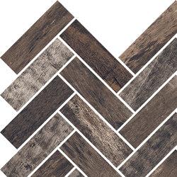 Inwood Black | Mosaico Spina | Mosaicos de cerámica | Rondine
