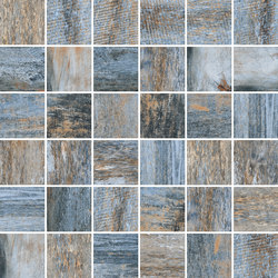 Inwood Blue | Mosaico | Mosaïques céramique | Rondine