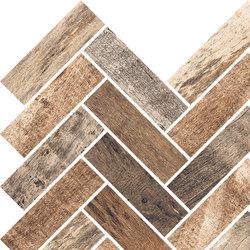 Inwood Caramel | Mosaico Spina | Mosaicos de cerámica | Rondine