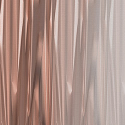 Light On a Prism Ribbon | Bespoke wall coverings | GLAMORA