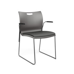 Rowdy | Side Chair | Sedie visitatori | SitOnIt Seating