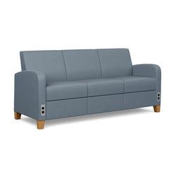 Composium | Curve | Canapés | SitOnIt Seating