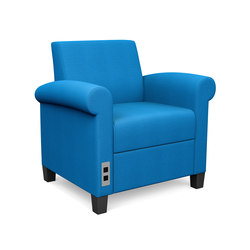 Composium | Round | Lounge chairs | SitOnIt Seating