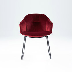 Versu | Visitors chairs / Side chairs | WON Design
