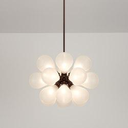 Cintola Maxi Pendant satin bronze | General lighting | Tom Kirk Lighting