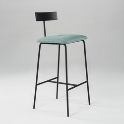 Tip Toe Bar chair | Taburetes de bar | Wendelbo