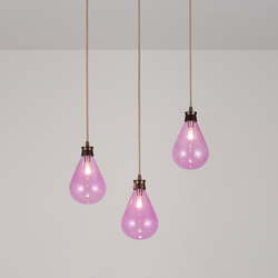Cintola Pendant satin bronze | Suspended lights | Tom Kirk Lighting