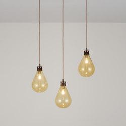 Cintola Pendant satin bronze | General lighting | Tom Kirk Lighting